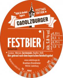 Cadolzburger Festbier