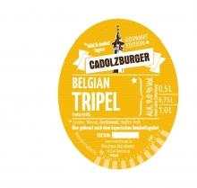 Cadolzburger Belgian Tripel