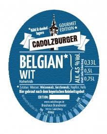 Cadolzburger Belgian Wit