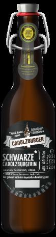 Schwarze Cadolzburgerin