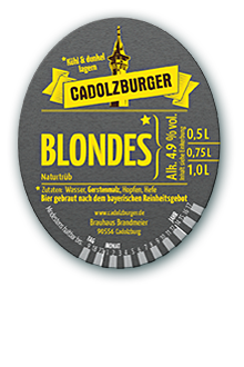 Cadolzburger Blondes
