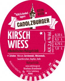 Cadolzburger Kirsch Wiess