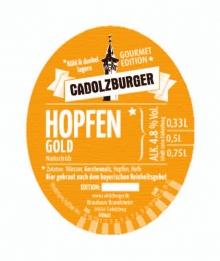 Cadolzburger HopfenGold