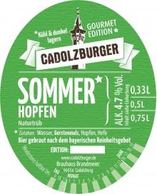 Cadolzburger SommerHopfen