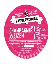 Cadolzburger Champagner Weizen