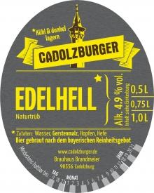 Cadolzburger Edelhell