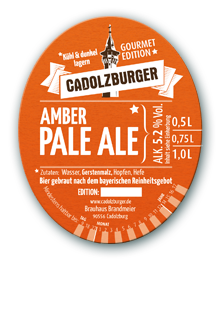 Cadolzburger Amber Pale Ale