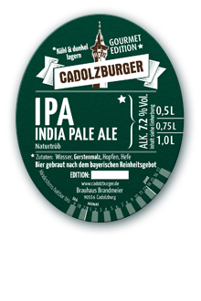 Cadolzburger India Pale Ale