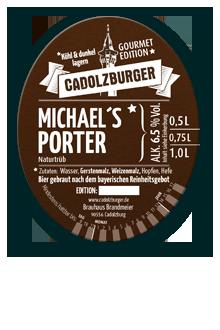 Cadolzburger Michael's Porter