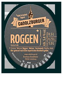 Cadolzburger Roggen