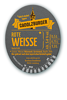 Cadolzburger Rote Weisse