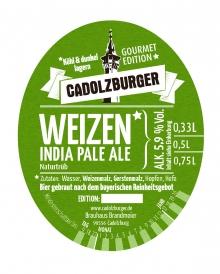 Cadolzburger Weizen IPA