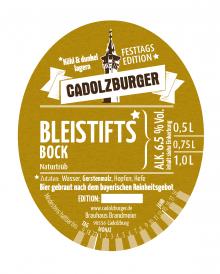 Cadolzburger Bleistifts Bock